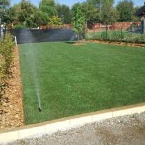 impianto di irrigazione Udine